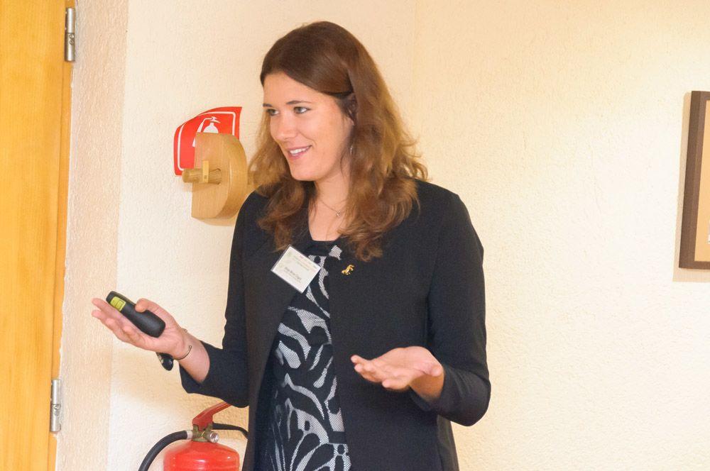 Strokovno in družabno srečanje članov Zelenega omrežja v Žalcu
