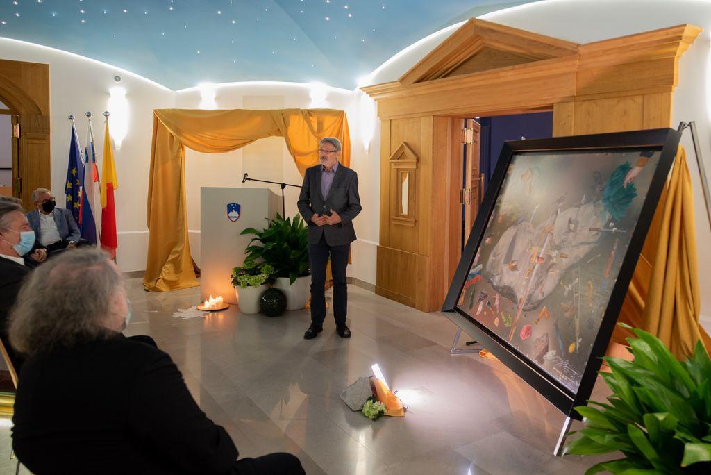 Mednarodni dan miru na Cerju – sporočilo miru v umetnosti