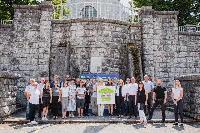 Zahvala glavnega organizatorja 27. dirke po Sloveniji