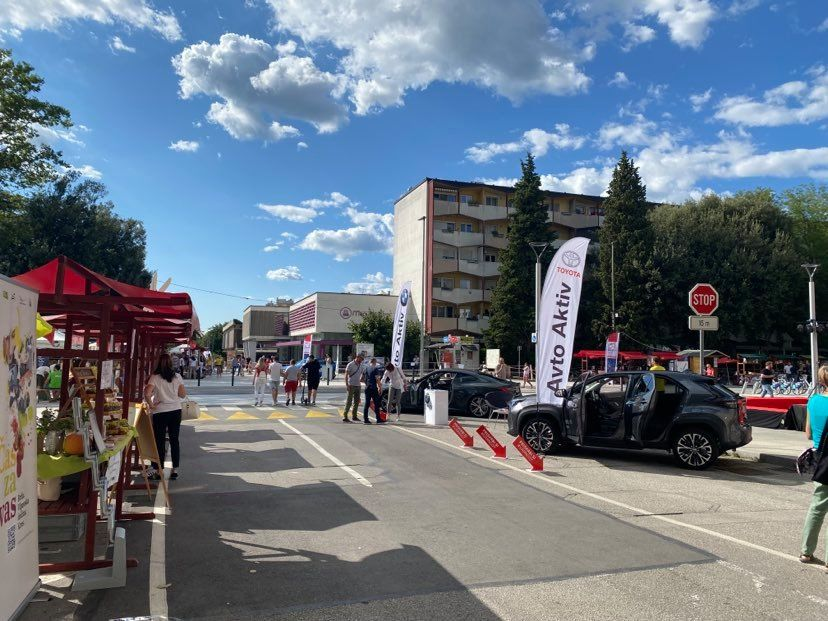 Turizem Miren-Kostanjevica na Festivalu goriške obrti in podjetništva