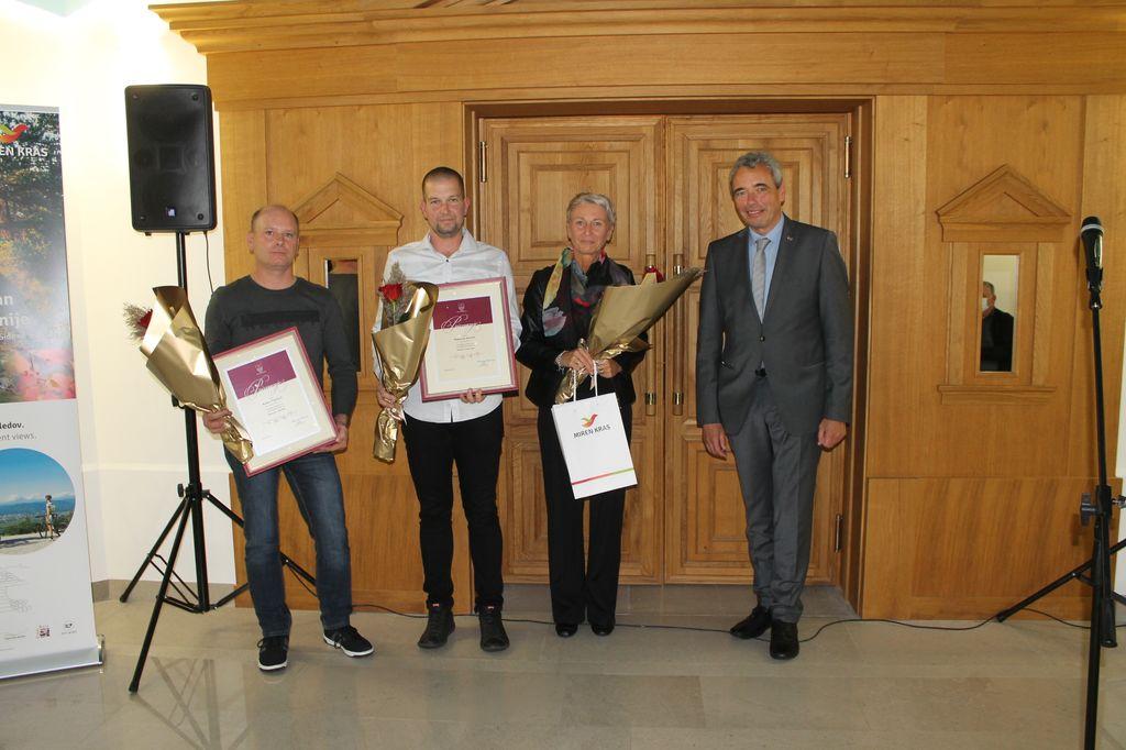 Izbrana najboljša vina v občini Miren-Kostanjevica