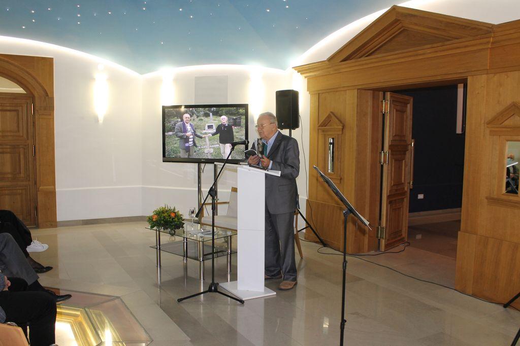 Nov literarni prispevek dr. Vasje Klavora