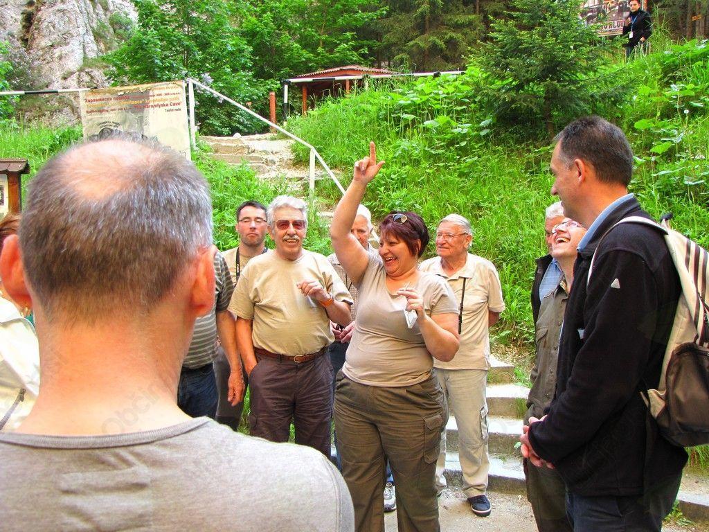 Med bolgarskimi gozdarji