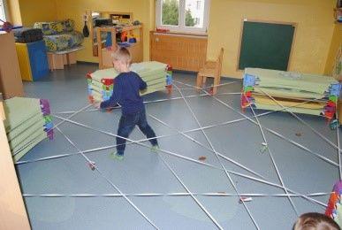Premagovanje poligona