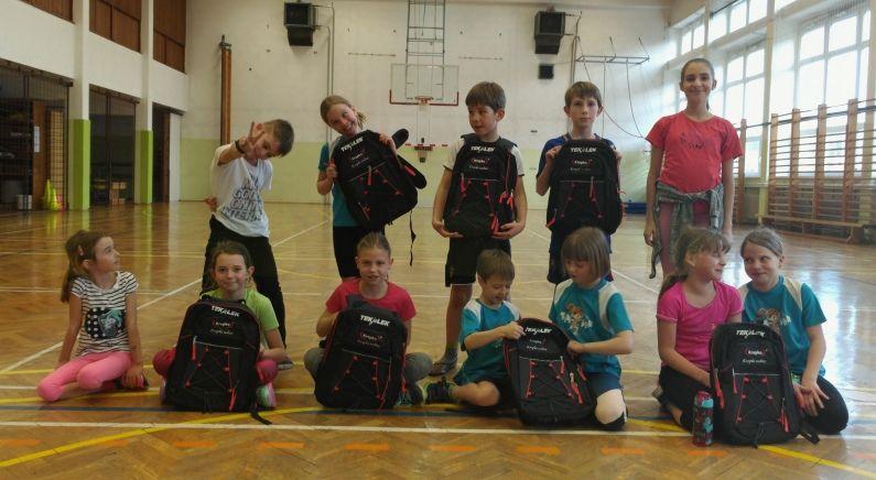 Atletika za mlade to jesen v Logatcu