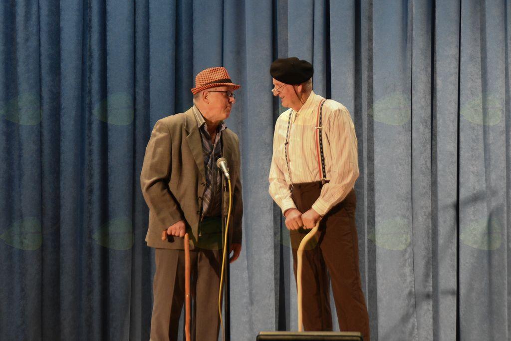 Gustl in Mirko