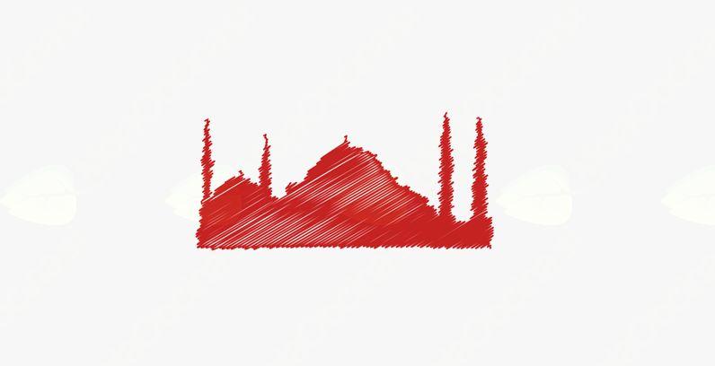 Raziskovanje Istanbula - mesta dveh celin