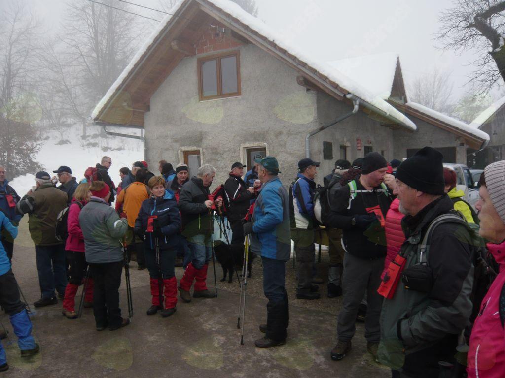 25. Valentinov pohod Društva vinogradnikov Trebnje