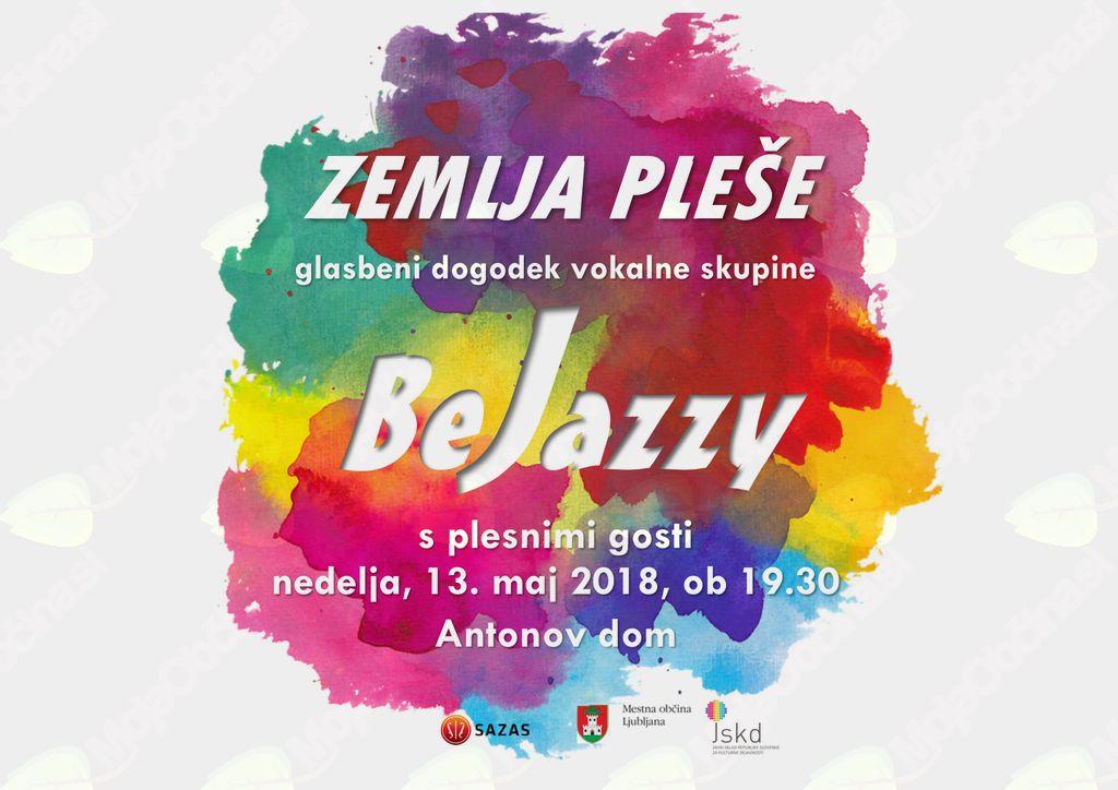 ZEMLJA PLEŠE - z vokalno skupino BeJazzy