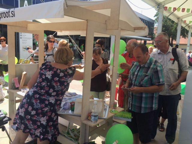Festival zdravja v Ljubljani na Gospodarskem razstavišču