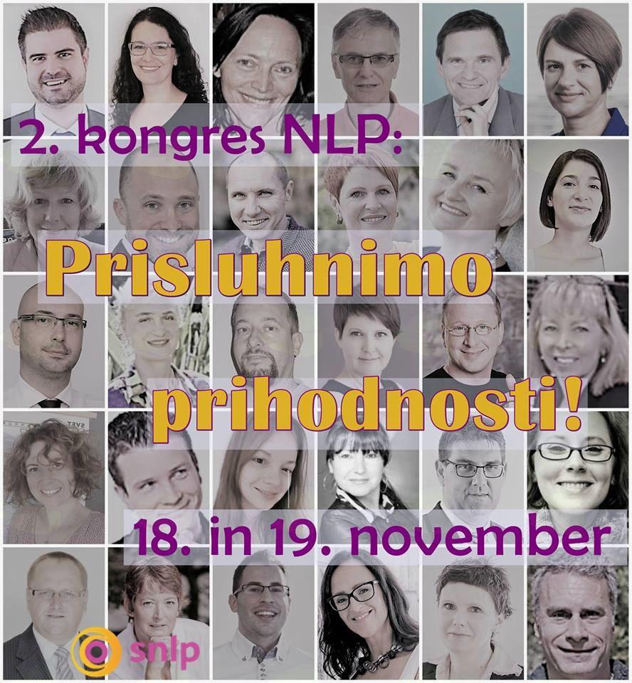 2. Kongres NLP Prisluhnimo prihodnosti