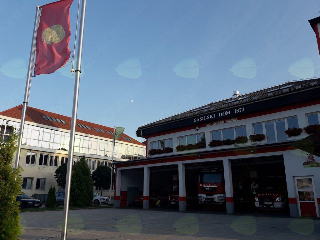 Dan odprtih vrat in servis gasilnih aparatov PGD Slovenj Gradec