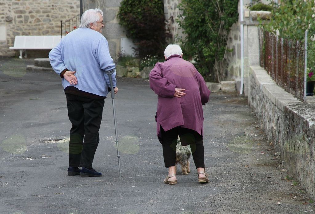 Delavnica občutki staranja