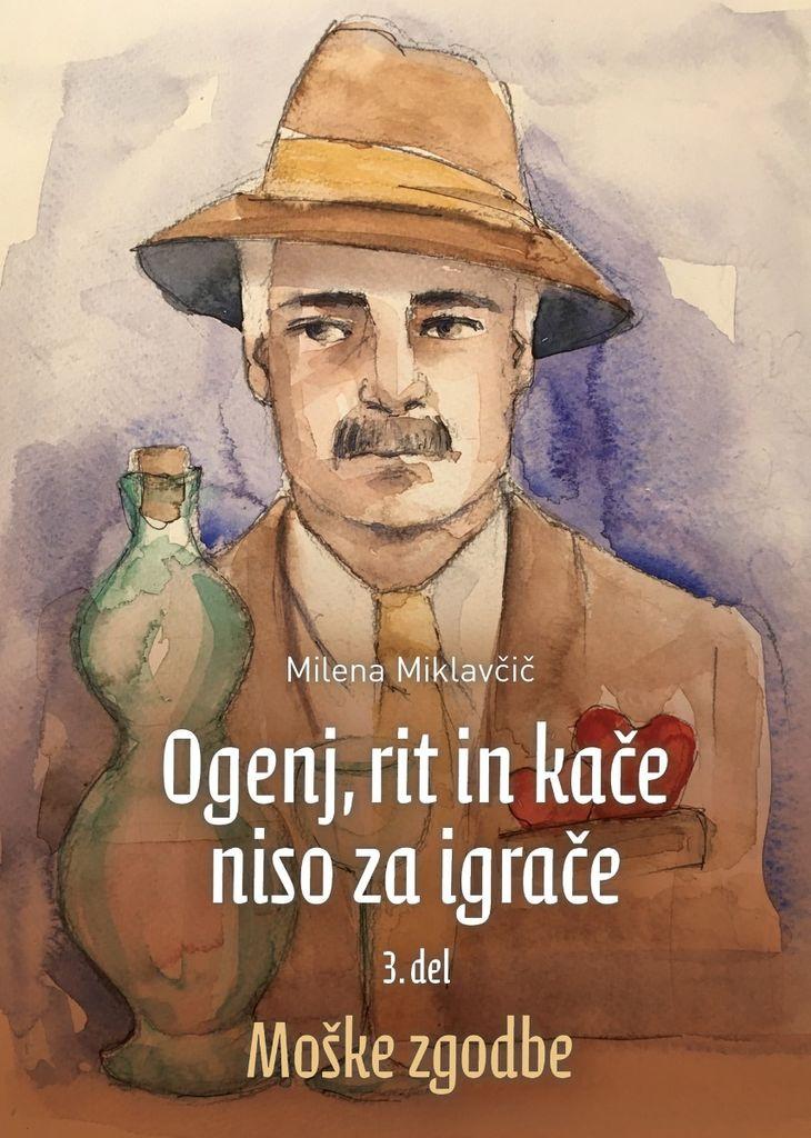 Milena Miklavčič in Moške zgodbe