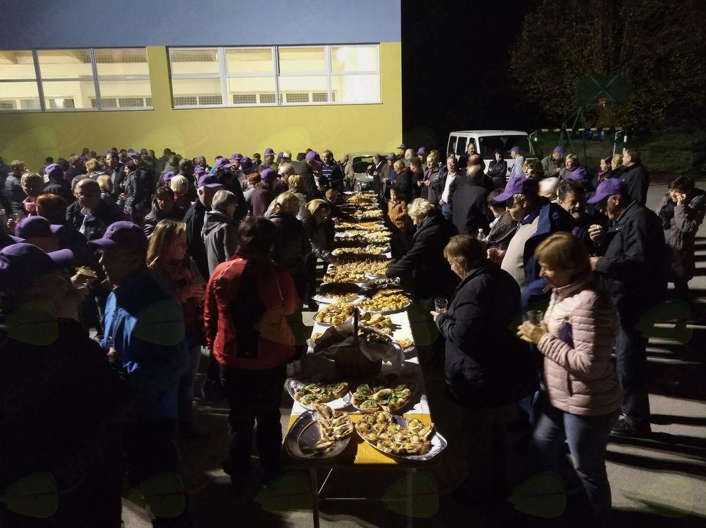 Praznovanje 20 letnice vinogradniškega društva Šentjanž