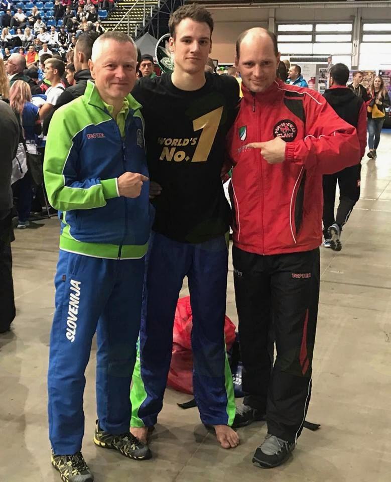 Slovenija z Zajcem med svetovne prvake,  Zajc pa med slovenske športne junake