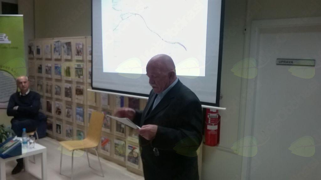 Predstavitev zbornika OZVVS Trebnje