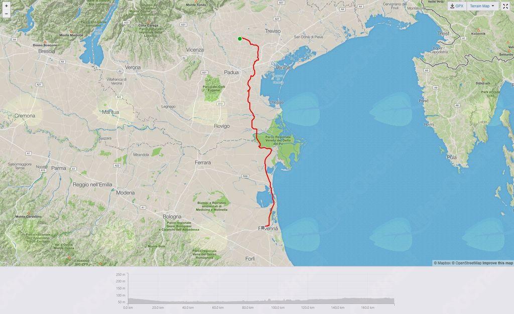 2. etapa 177 km