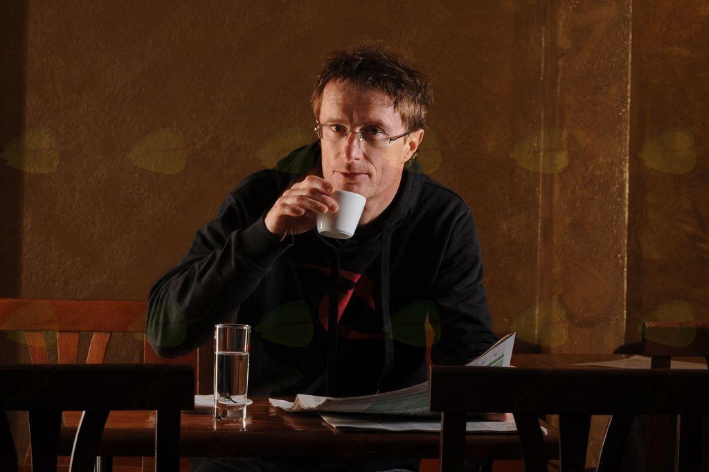 Gorniško literarno druženje s pisateljem Tadejem Golobom
