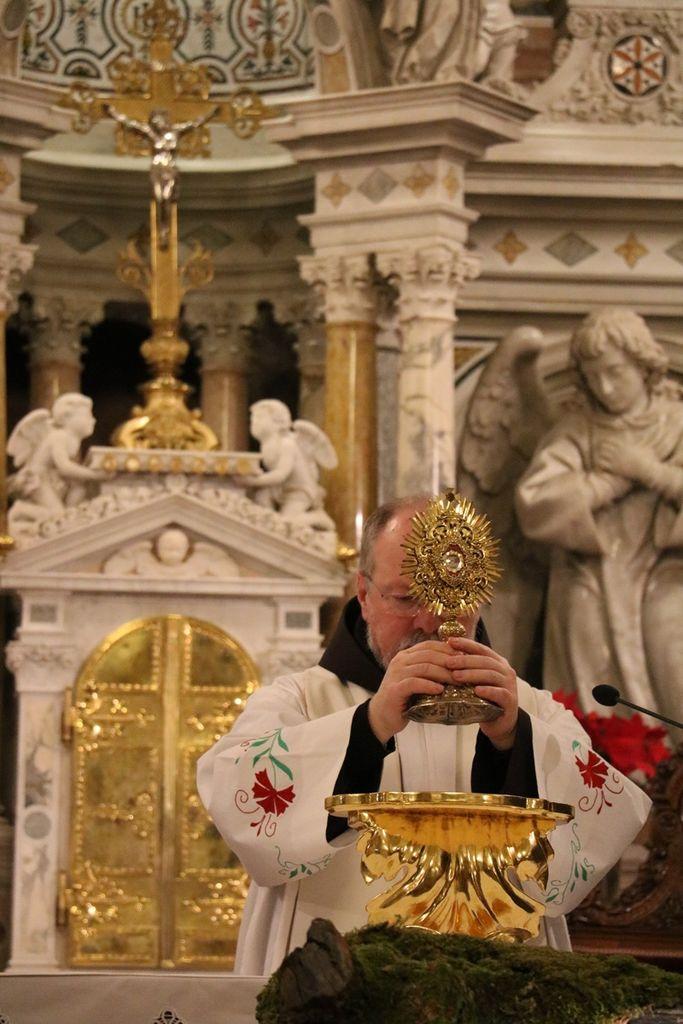 Relikvije sv. Frančiška Asiškega