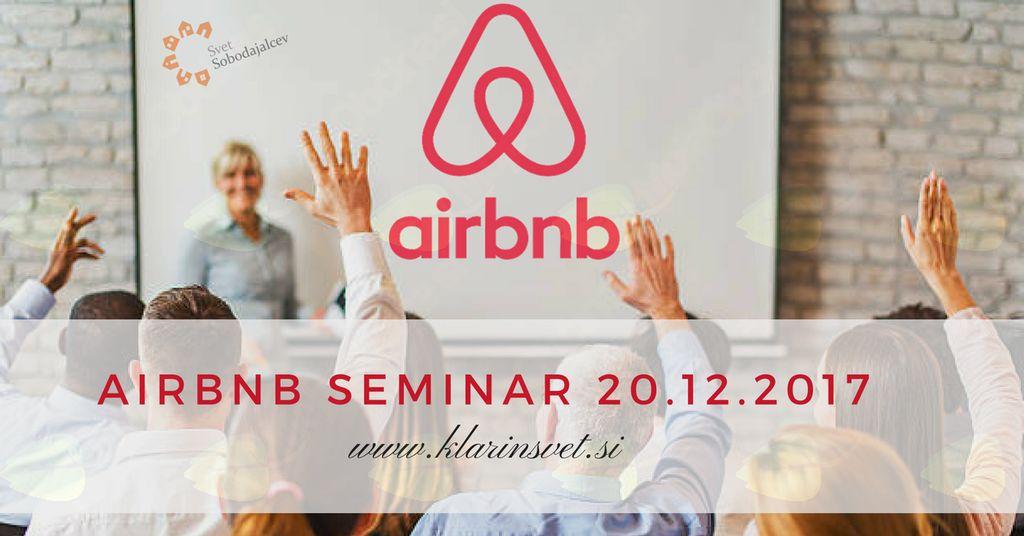 Kako legalno oddajati stanovanje na Airbnb?