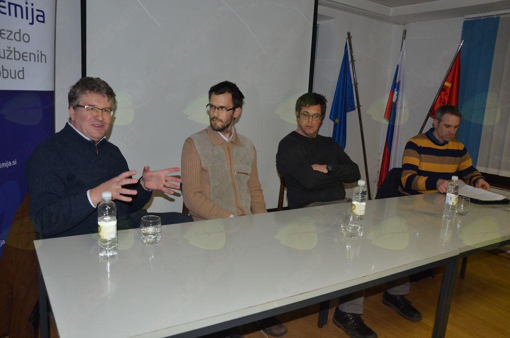 Vnovič je navdušil prof. dr. Igor Bahovec.