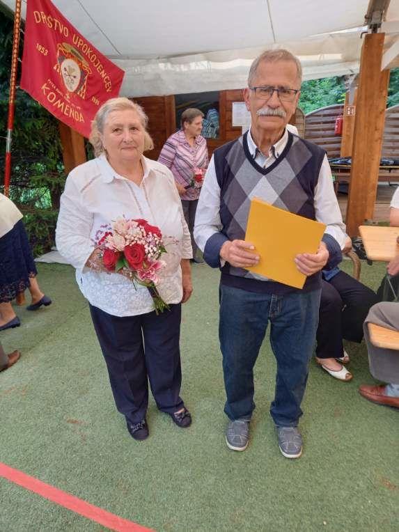 Marija in Andrej Kern - 50 let poroke