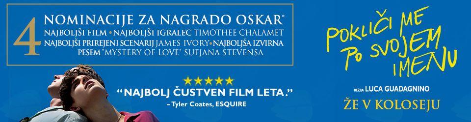 Kino romantika v dvoje v Koloseju