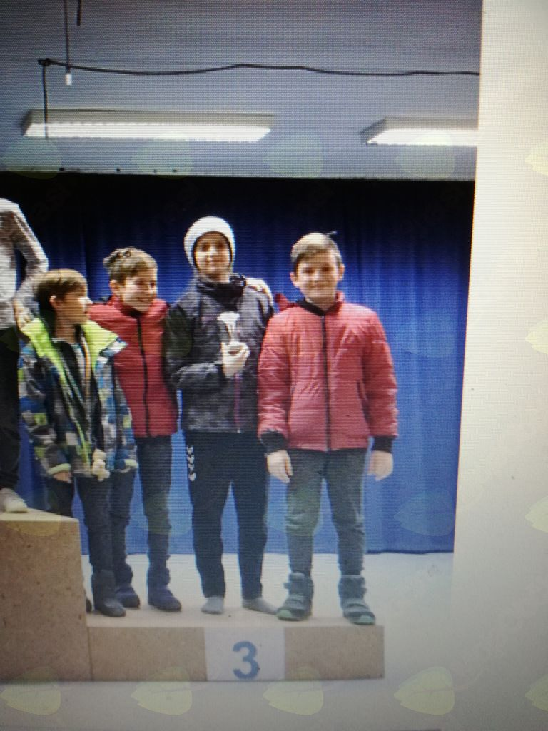 3.mesto - Manca Krevh, Tigo Jeromel, Yuri Jeromel in Svit Serušnik