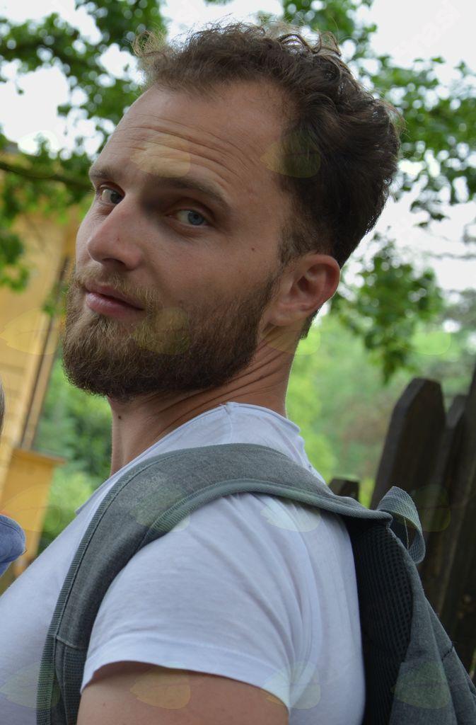 Miha Hliš (foto: osebni arhiv)
