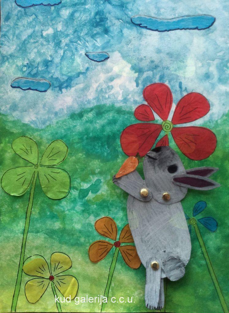 Zajčja ustvarjalnica