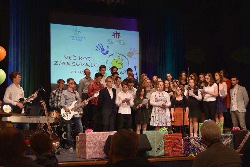 Prireditev ob 20-letnici SMC Sevnica