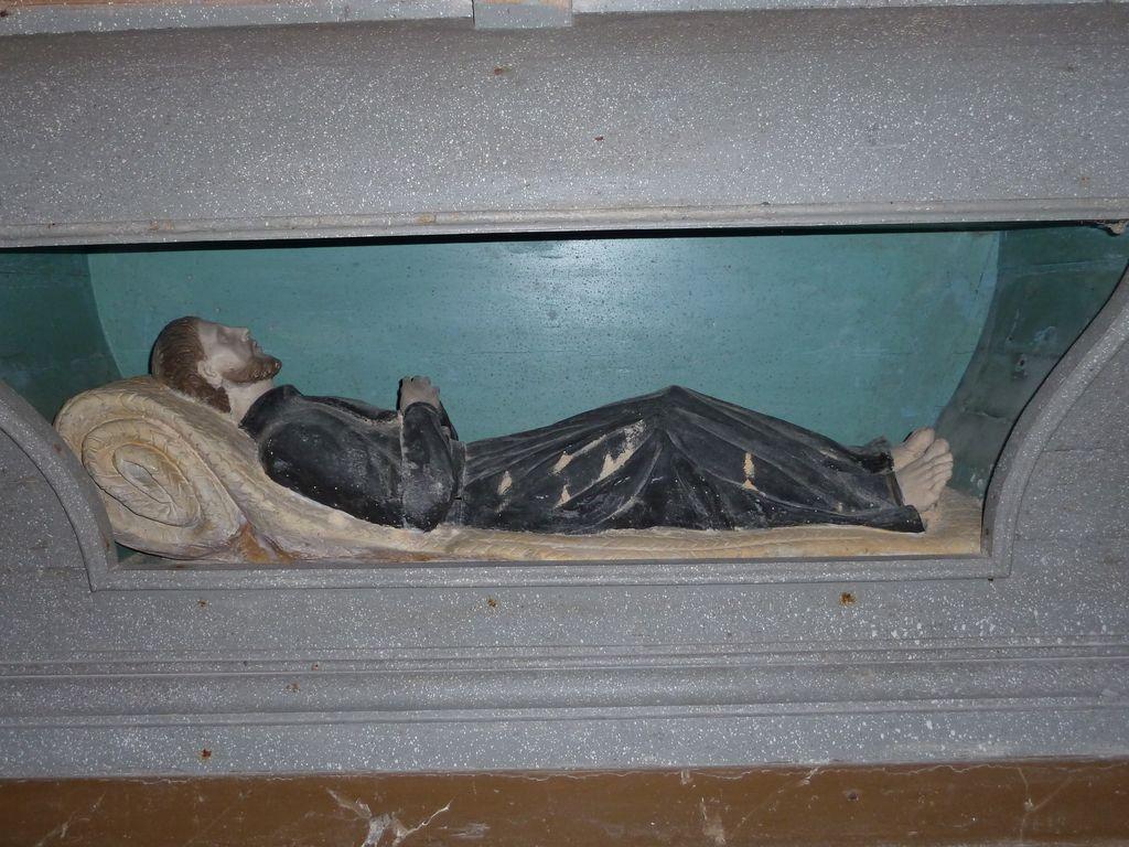 Ravnik pri Hotedršici, p. c., mrtvi sv. Frančišek Ksaver (foto: Simona Kermavnar)