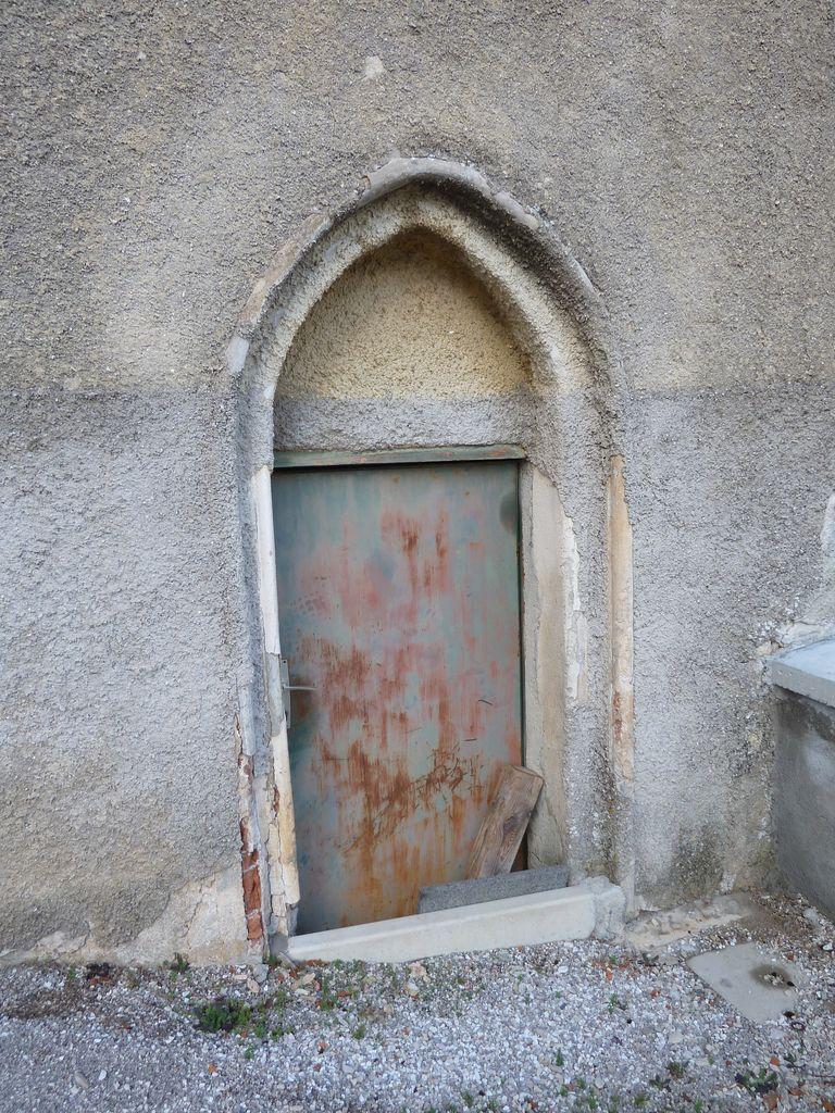 Južni stranski poznogotski portal (foto: S. K.)