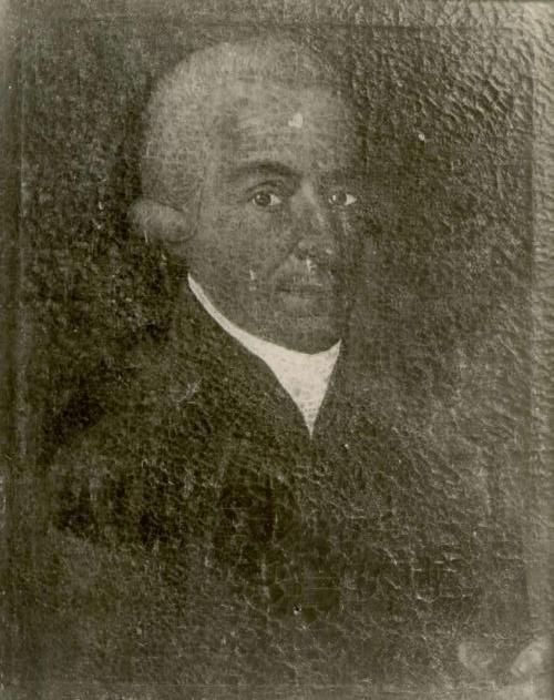 Andrej Herrlein, Avtoportret (vir: Andrej Janez Herrlein (1738-1817) (19??). URN:NBN:SI:IMG-G53XUF8O from http://www.dlib.si, marec 2020)