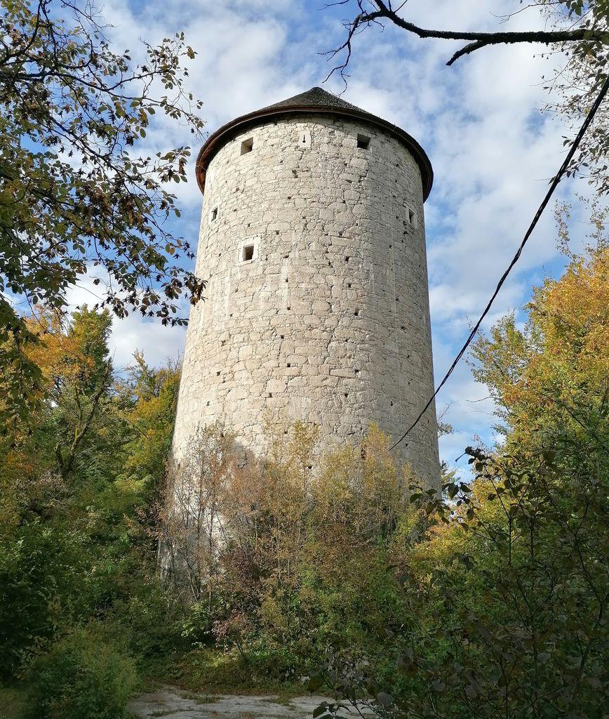 Ravbarjev stolp (foto: S. K.)