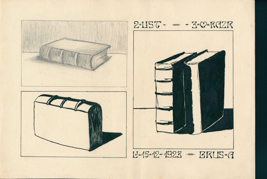 Alojzija Brus, Knjige (SI PANG 882, Brus Alojzija, t. e. 1)