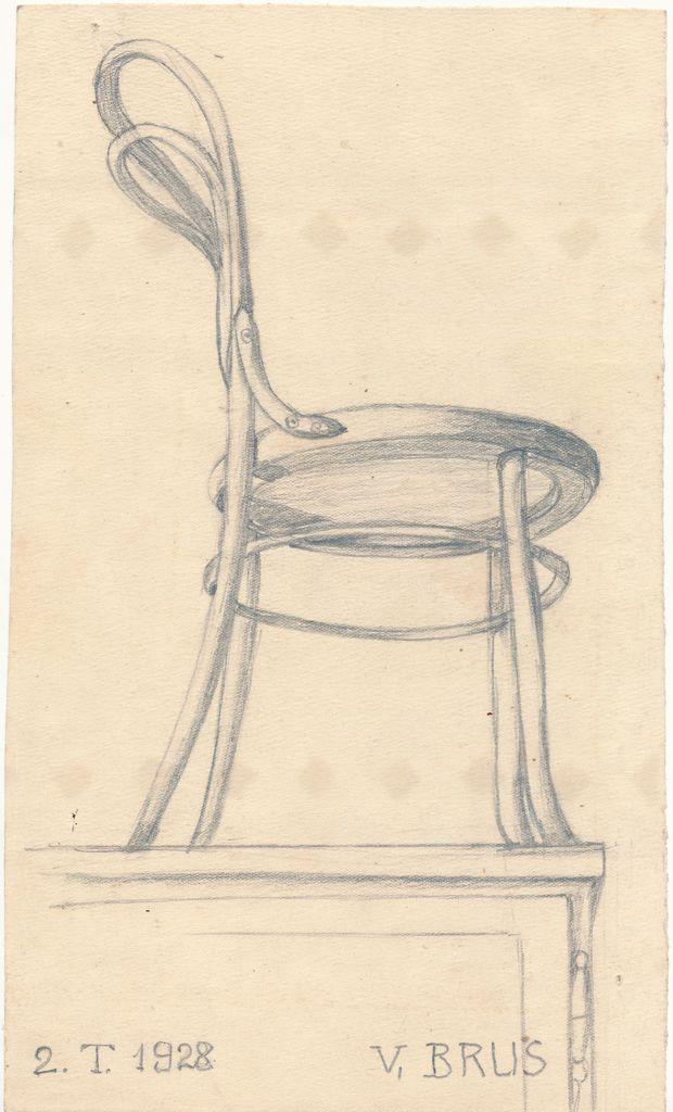 Alojzija Brus, Stol (SI PANG 882, Brus Alojzija, t. e. 1)