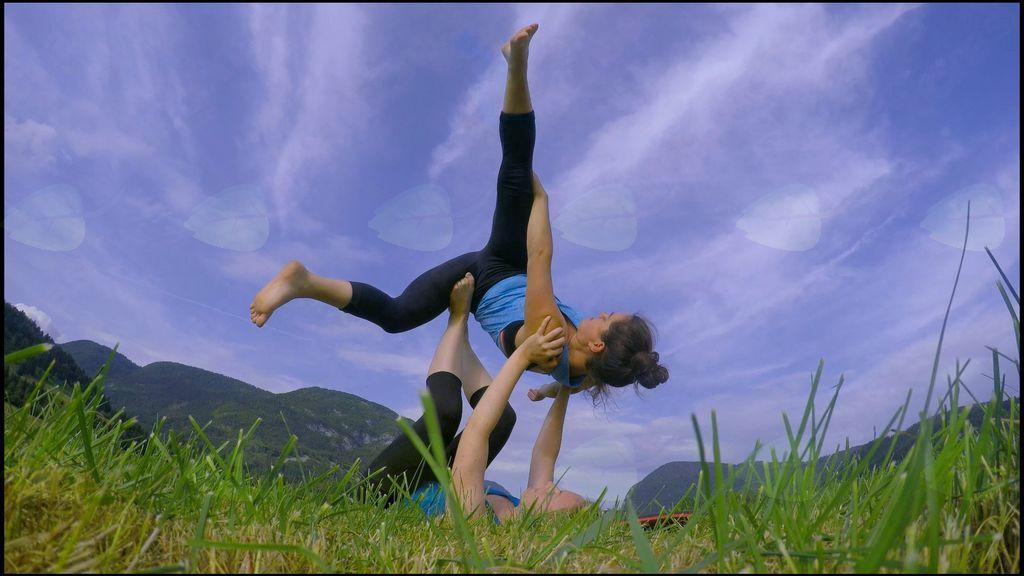 Uvodna delavnica acro joge