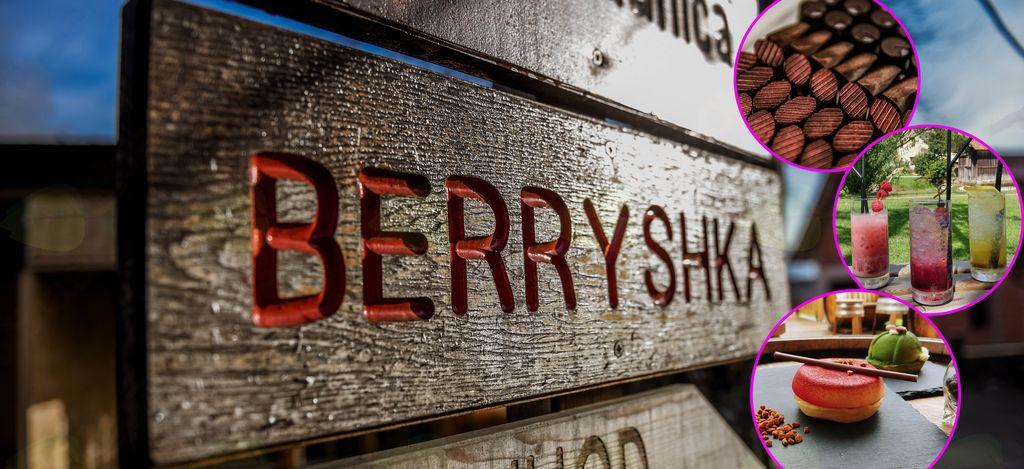 Otvoritveni vikend destilarne in čokoladnice Berryshka