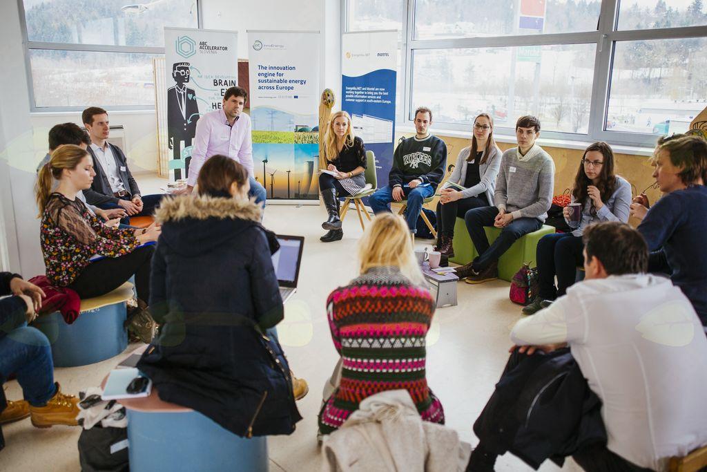 Prva energetska startup delavnica pri nas: Od energetske ideje do uspešnega podjetja!