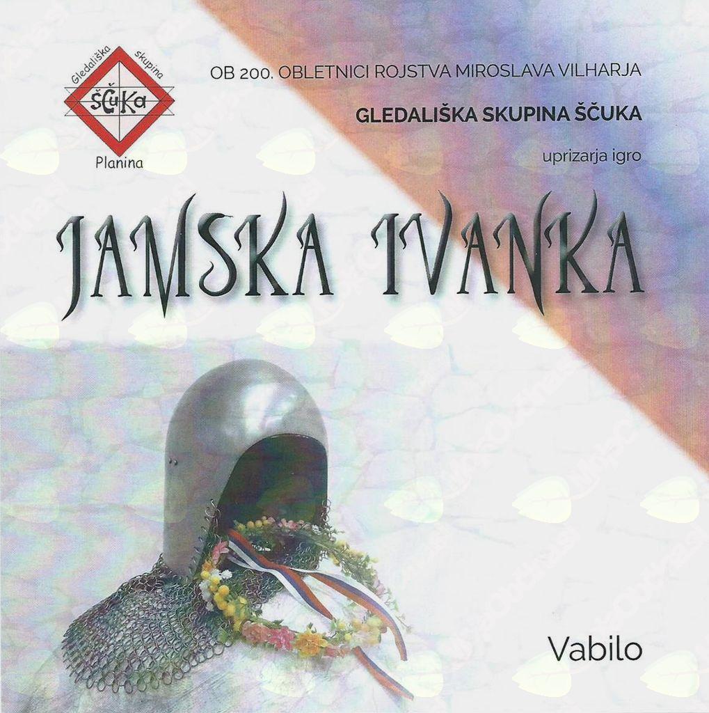 Gledališka predstava - Jamska Ivanka