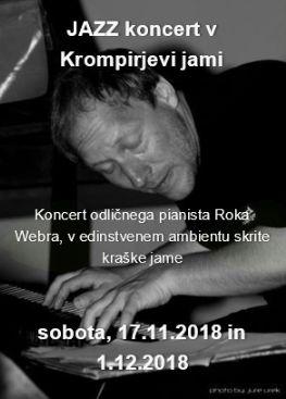 Jazz koncert v krompirjevi jami