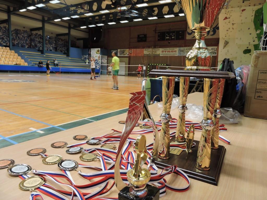 54. turnir za odrasle v badmintonu