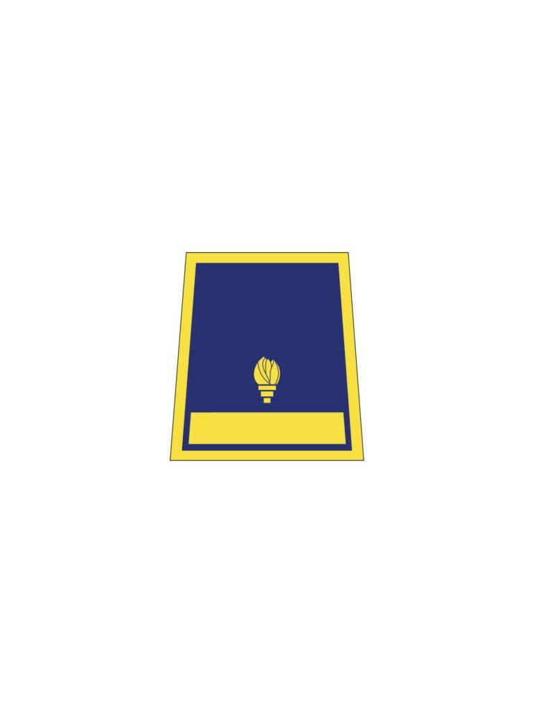 oznaka za gasilski častnik