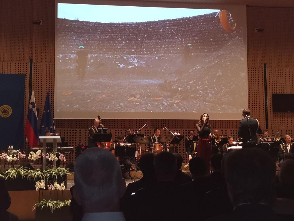 1. marec – dan Civilne zaščite na Brdu pri Kranju