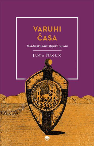 Predstavitev knjige Janje Naglič: Varuhi časa