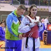Sandra Milosavljević in Miodrag Krnetič