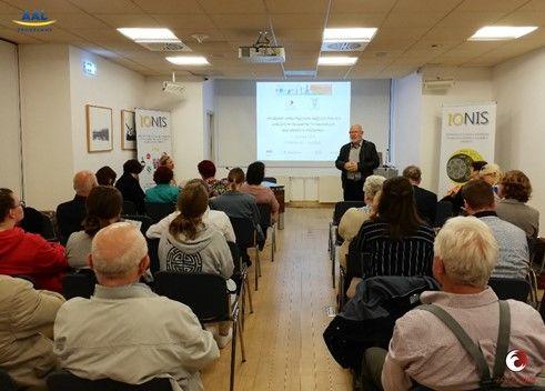 Srečanje je vodil dr. Drago Rudel, SDMI - Slovensko društvo za medicinsko informatiko