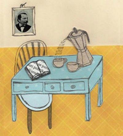 Knjižna srečanja ob kavici